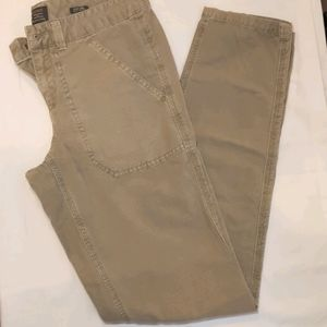 J Crew pants in green size 00